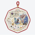 TDR ENCHANTED TALE OF BEAUTY AND THE BEAST Pot Mat