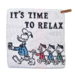 DSJ IT´S TIME TO RELAX Donald Huey Dewey and Louie  Mini Towel