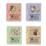 TDR ENCHANTED TALE OF BEAUTY AND THE BEAST Eraser Set