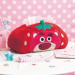 BEL Toys Story Lotso Strawberry fluffy tissue box cover