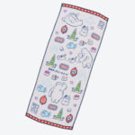 TDR THE HAPPY RIDE WITH BAYMAX Face Towel