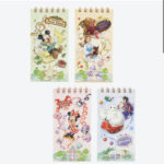 TDR NEW DREAM MORE FUN Memo Set