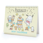 SRO Calendar and Diary 2021 Ring desk calendar Pochacco