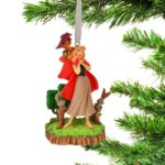 DSJ Ornaments 2020 Fairly Tale Princess Aurora Ornament
