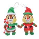 DSJ Christmas 2020 Chip and Dale Plush Badge