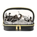 DSJ Tim Burton's The Nightmare Before Christmas Pouch