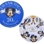 DSJ TOKYO DISNEY RESORT STORE 20th Anniversary Secret Tin Badge (Blinded tin badge)