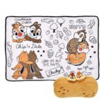 DSJ Chip and Dale Nuts Blanket