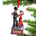 DSJ Ornaments 2020 Mary Poppins and Bert Ornament