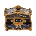 DSJ Princess Room Decoration Beauty and the Beast Accessory Case
