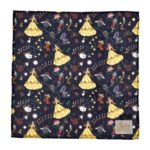 DSJ Princess Room Decoration Beauty and the Beast Handkerchief