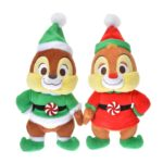 DSJ Christmas 2020 Chip and Dale Plush Doll