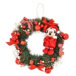 DSJ Christmas 2020 Wreath Mickey Mouse