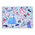 DSJ Princess Room Decoration Cinderella Blanket
