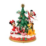 DSJ Christmas 2020 LED Light Mickey and Friends