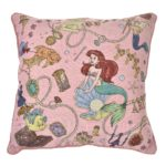 DSJ Princess Room Decoration Little Mermaid Cushion