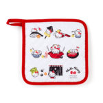 SRO Potholder / Pot mat HelloKitty