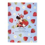 DSJ ICHIGO 2021 6+1 Clear File Minnie Mouse