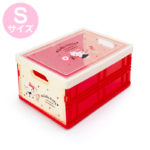 SRO Hello Kitty Folding Storage Container with Lid (S)