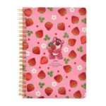 DSJ ICHIGO 2021 Ring Notebook Lotso