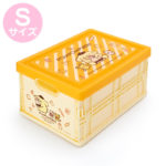 SRO PompomPurin Folding Storage Container with Lid (S)