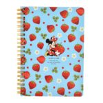 DSJ ICHIGO 2021 Ring Notebook Minnie Mouse