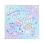 SRO Unicorn Party Sanrio Characters Square Towel