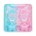 SRO LittleTwinStars 45th anniversary Acrylic stand stamp (Twinkle Color)