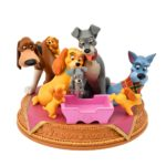 DSJ Story Collection Lady and The Tramp Figure