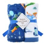 DSJ Fantasy Face Towels Set Peter Pan