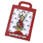 DSJ Clarabelle Cow Pin Badge