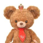 DSJ UniBEARcity 10th Anniversary Accesory (Crown) for  Plush Doll