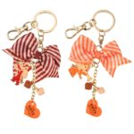 DSJ Valentine Keychain Set Chip and Dale