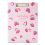 SRO HAPPINESS GIRL My Melody A4 Clipboard (Strawberry)