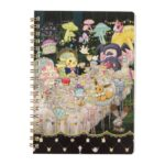 PCO Pokémon Mysterious Tea Party B6 Ring notebook