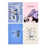 DSJ ARTIST COLLECTION by Kelly Park Minnie Mouse Clear File / Clear Folder set
