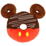 TDR Mickey Mouse donut cushion