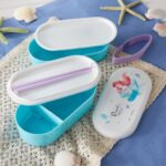 BEL Slim 2 layered Lunch Case Ariel