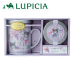 SRO Lupicia 2021 Tea Bag and Mug set Kuromi