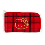 SRO Mask Pouch Hello Kitty (Plaid)