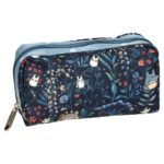 GHI x LeSportsac My Neighbor Totoro Botanical RECTANGULAR COSMETIC / Cosmetic Pouch