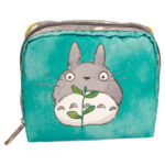 GHI x LeSportsac My Neighbor Totoro Glad morning SQUARE COSMETIC Pouch