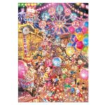 DSJ Mickey and Friends Jigsaw Puzzle smallest 1000pieces Twilight Park