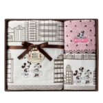 DSJ Mickey and Minnie Bath, Face and Wash towel set