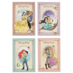 TDR Princess Postcard set