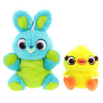 TDR Ducky and Bunny Hand Puppet