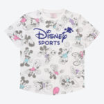 TDR Disney Sports 2021 T-Shirt White Unisex S/M/L