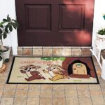 BEL Chip and Dale Doormat 40x60cm