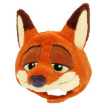 TDR Zootopia 5th Anniversary Nick Fan Cap 58cm
