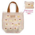 SRO Spring 2021 Eco bag / Shopping bag with Pouch PomPomPurin